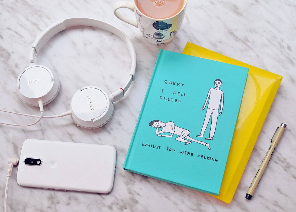 FIVE PODCASTS ABOUT ILLUSTRATION, DESIGN AND FREELANCING